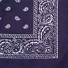 Navy Blue Cavalry Bandana