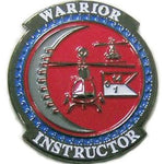 C 1-14th AVN OH-58D Kiowa Warrior Instructor Pin