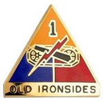 1st Armored Old Ironsides