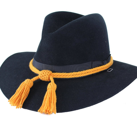 Civil War Hat Cord - Dragoon Orange
