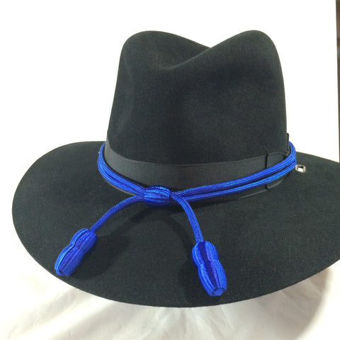 Hat Cord Royal Blue Military Intelligence