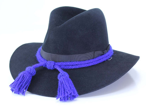 Civil War Style Hat Cord - Royal Blue Intel