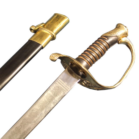 Civil War U.S. Cavalry Sword 41""