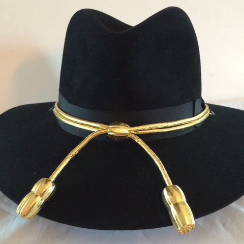 Hat Cord Solid Gold Senior Commissioned
