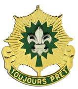 "2nd Armored Cavalry ""Toujours Pret"""