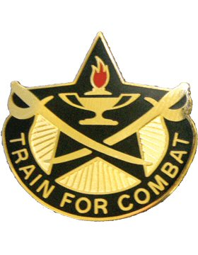 DUI TRAIN FOR COMBAT 4th Cavalry Brigade