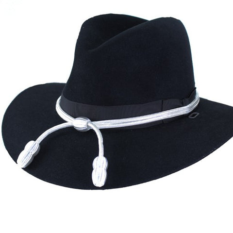 Hat Cord White