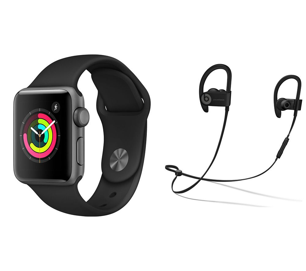 Does bluetooth headphones come with apple watch series 3 have