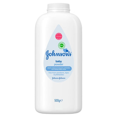 Johnson's Baby Powder 500g (UK/AU)