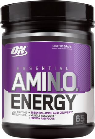 Optimum Nutrition On Essential AmiN.O. Energy, (65 Servings) (UK/AU) - eJinish BD