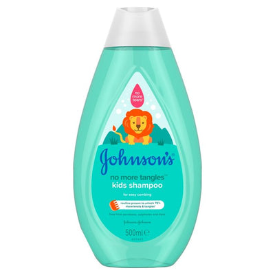 Johnson's Baby No More Tangles Shampoo 500ml (UK/AU) - eJinish BD