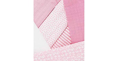 Mothercare Patterned Muslin Squares, Pack of 6 - eJinish BD
