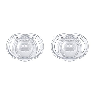 Tommee Tippee New-Born Anytime Soother, 0 to 2 Months, Pack of 2 - eJinish BD