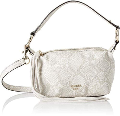 Guess Dixie, Women's Shoulder Bag, Multicolour (Natural Python/Npy), 19.5x15x9.5 cm (W x H L) - eJinish BD