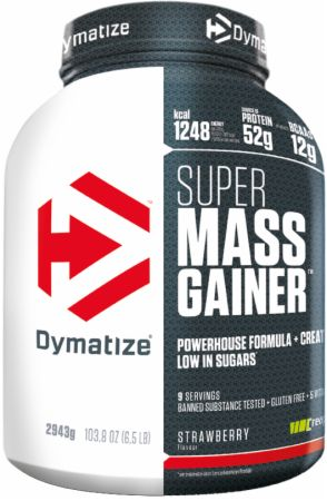 Dymatize Super Mass Gainer, (2.943 Kilograms) (UK/AU) | eJinish ...