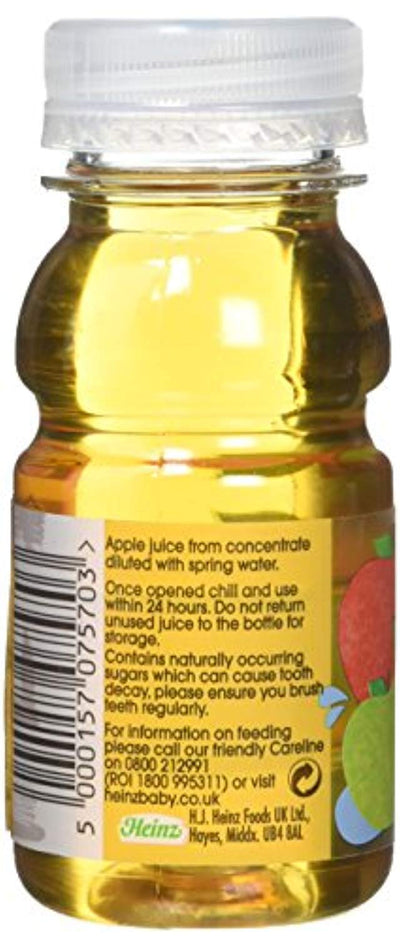 Heinz Out of Home Baby Apple Juice, 150 ml - eJinish BD