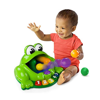 Bright Starts Pop and Giggle Pond Pal Toy - eJinish BD