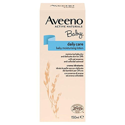 Aveeno Baby Daily Care Moisturising Lotion 150ml (UK/AU) - eJinish BD