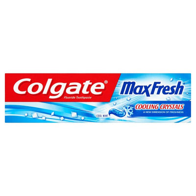 Colgate Max Fresh with Cooling Crystals Toothpaste 75ml (UK/AU)