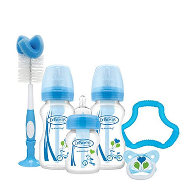 Dr Brown's Options Gift Set, Blue (UK/AU)