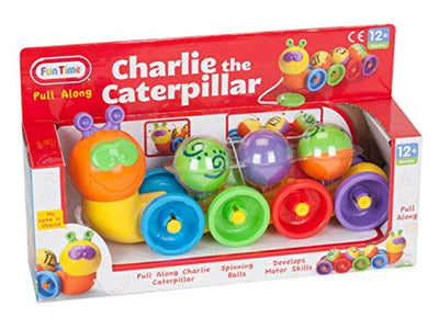 Fun Time Charlie the Caterpillar Activity Toy - eJinish BD