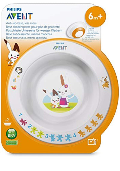 Philips AVENT SCF708/00 Baby Bowl Set - eJinish BD