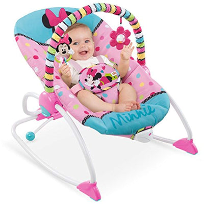 Disney Baby Minnie Mouse PeekABoo Infant to Toddler Rocker - eJinish BD