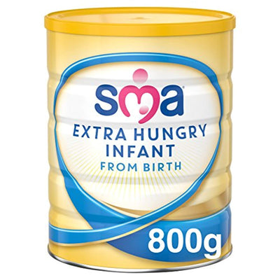 SMA Extra Hungry Infant Milk, From Birth, 800g - eJinish Bangladesh