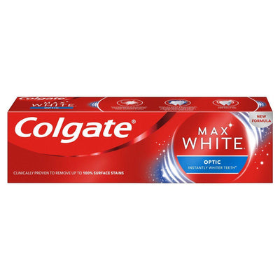 Colgate Max White One Optic 75ml (UK/AU) - eJinish BD