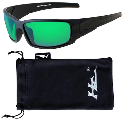 HZ Series Aquabull - Premium Polarized Sunglasses by Hornz - eJinish BD