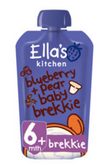 Ella's Kitchen Baby Brekkie Blueberry n Pear 100g (UK/AU)