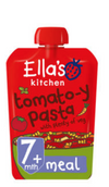 Ella's Kitchen Organic Tomato-y Pasta with Vegetables Pouch 130g (UK/AU)