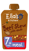 Ella's Kitchen Organic Beef Stew with Spuds Stage 2, 130g (UK/AU)