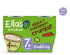 Ella's Kitchen Apple & Cinnamon Crumble 4 x 80g (UK/AU)