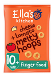 Ella's Kitchen Organic Cheese & Tomato Melty Hoops 20g (UK/AU)