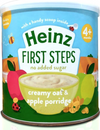 Heinz First Steps Oat & Apple 240g (UK/AU)