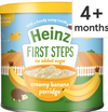 Heinz First Steps Sunrise Banana 240g (UK/AU)
