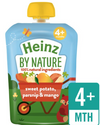 Heinz Sweet Potato, Parsnip & Mango, 100g (UK/AU)