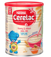 Nestle Cerelac Honey & Wheat with Milk Infant Cereal 12m+,400gm (UK/AU)