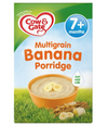 Cow & Gate Multigrain Banana Porridge 200g (UK/AU)