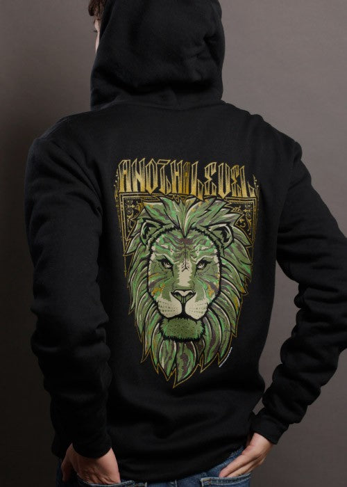 Jungle King Zip-Up