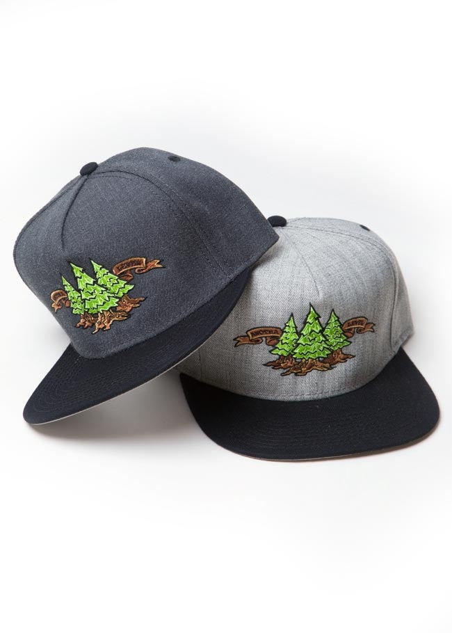 Tree Logo Hat