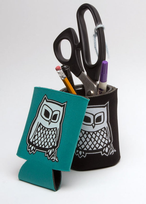 Owl Coozie