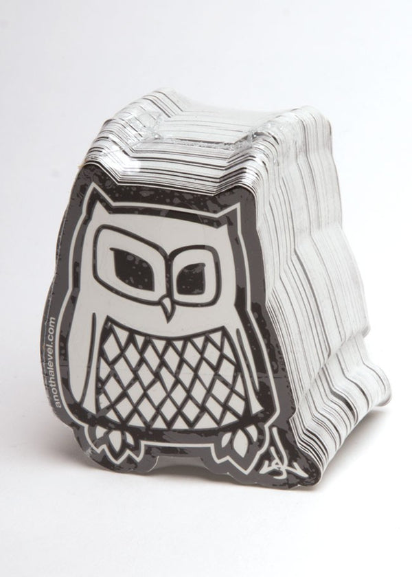 50pc. Owl Sticker Pack