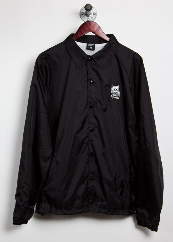 Owl Coaches Jacket