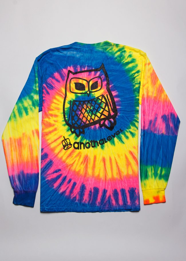 Trippy Owl Long Sleeve