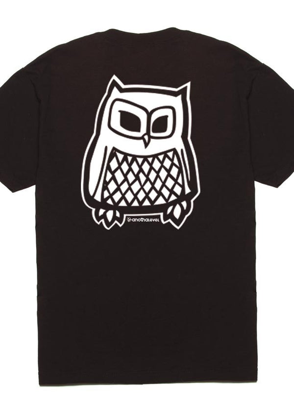 Owl Logo Back