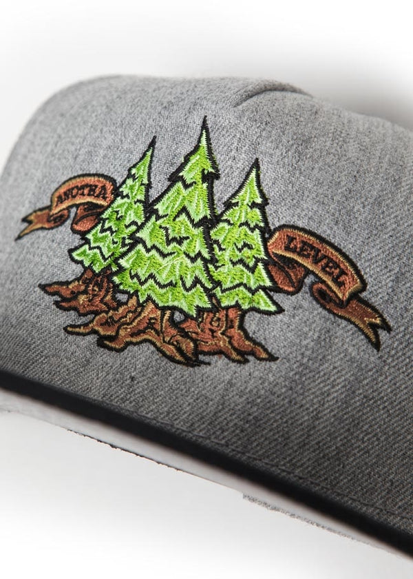 Tree Logo Embroidered Detail