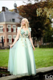 Giselda Gown | Woodland Evening Dress