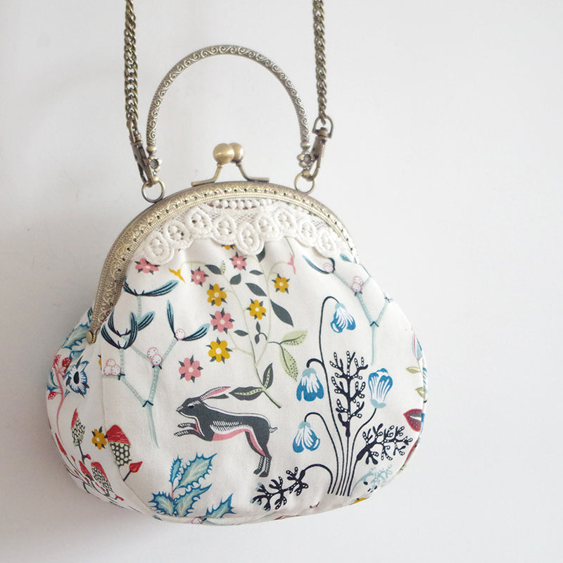 Woodland Lovelies Handmade Purse